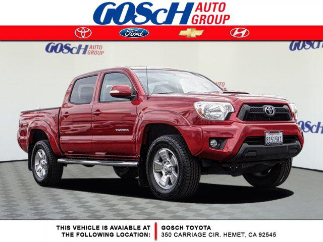 Toyota Tacoma Under 500 Dollars Down