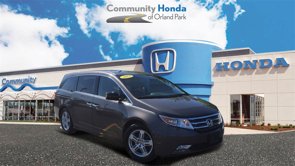 2012 Honda Odyssey For Sale >> Used 2012 Honda Odyssey For Sale U S News World Report