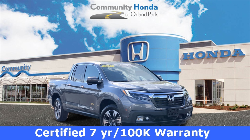 2017 Honda Ridgeline RTL-T photo