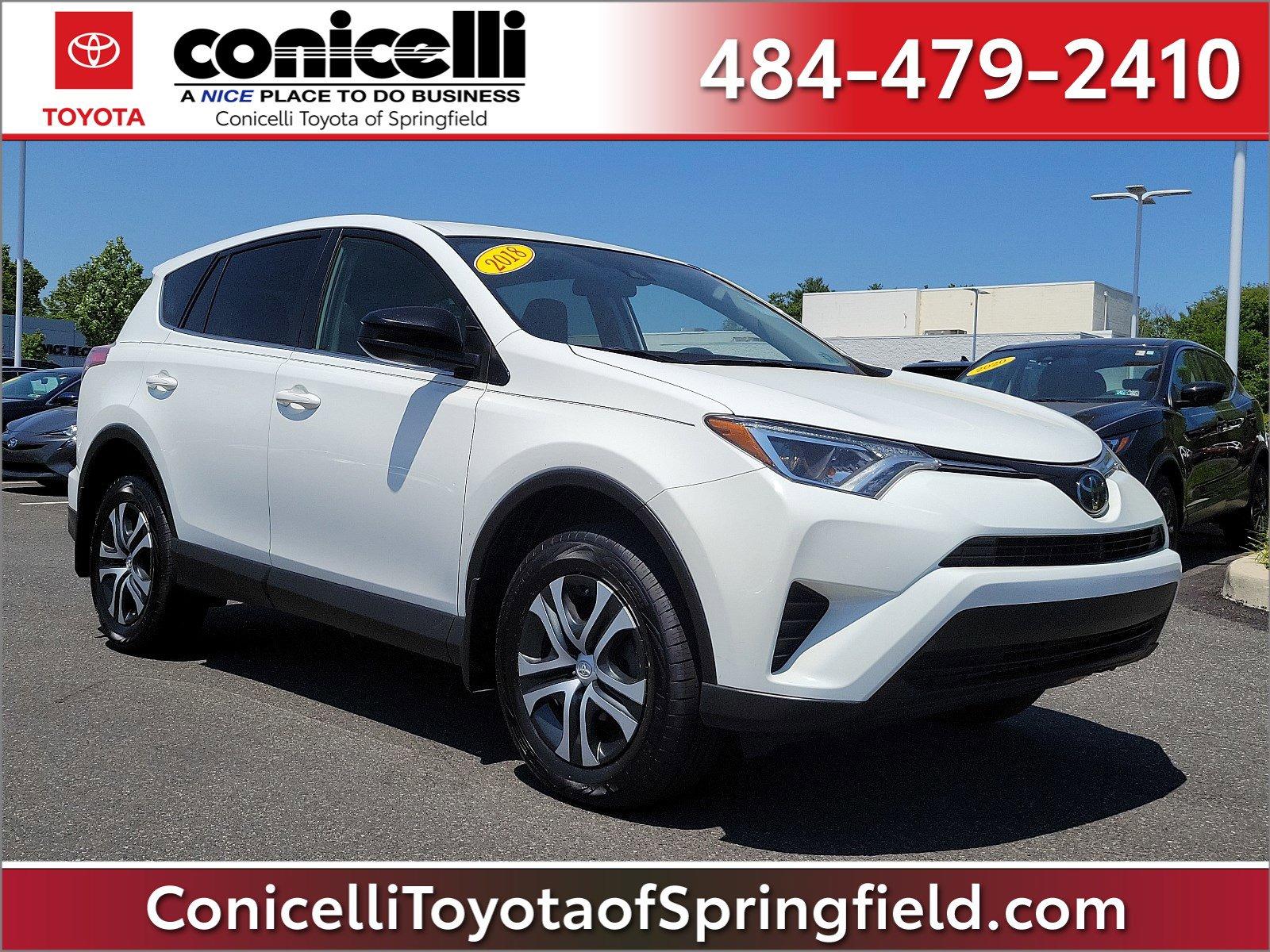 Toyota RAV4 Under 500 Dollars Down