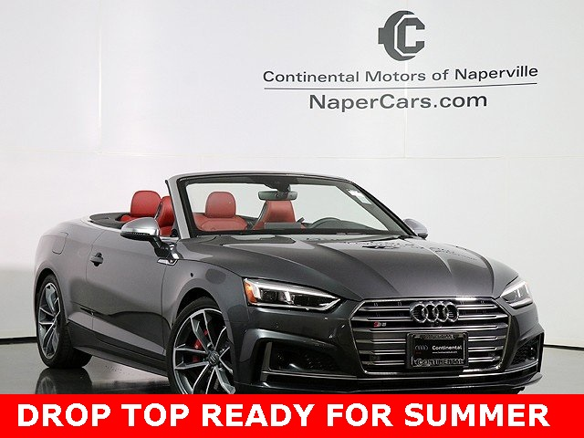 2018 Audi S5 Cabriolet 3.0T Prestige photo