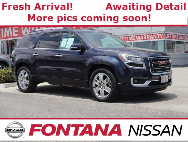 GMC Acadia Limited Under 500 Dollars Down