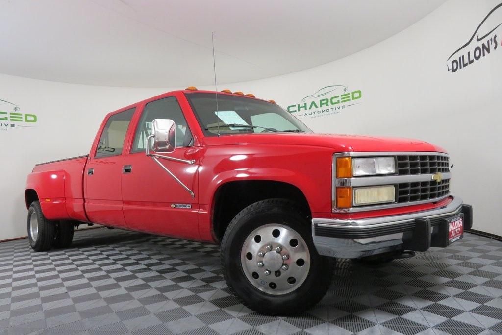 1993 Chevrolet C/K 3500 Crew Cab