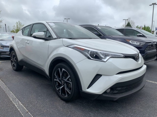 Toyota C-HR Under 500 Dollars Down