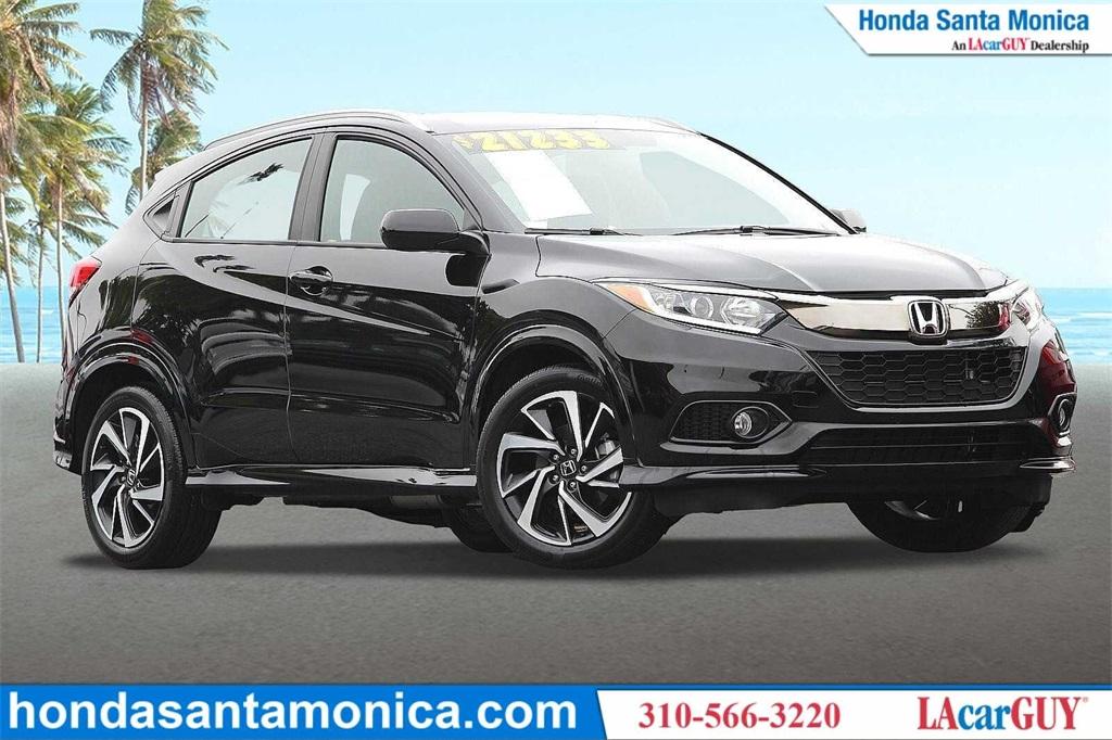 2019 Honda HR-V Sport photo