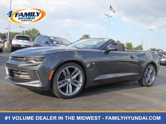 Pre Owned Chevrolet Camaro Under $500 Down