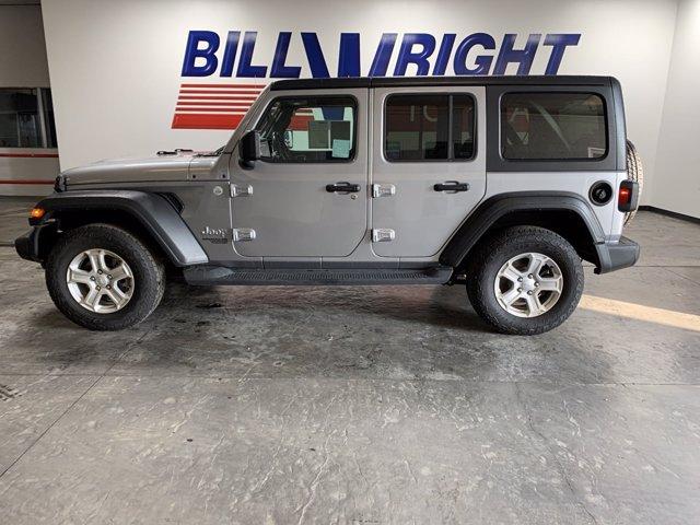 2019 Jeep Wrangler Unlimited  photo