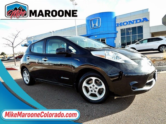 Colorado Springs, CO - 2015 Nissan LEAF
