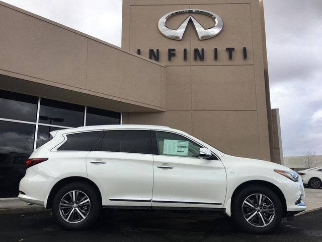 2017 Infiniti QX60