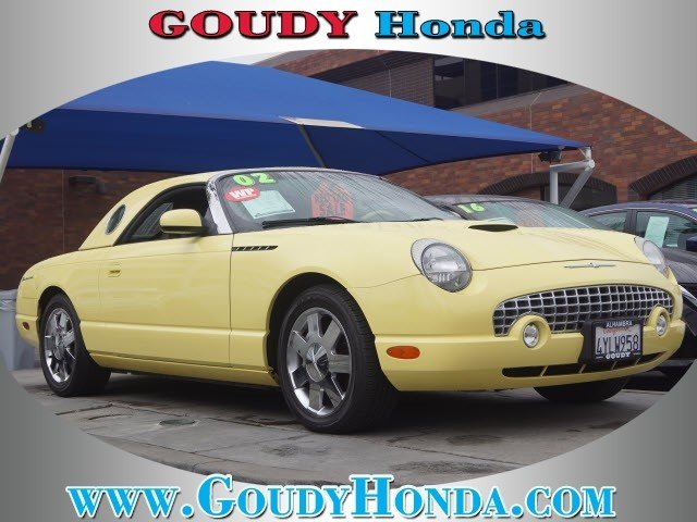 2002 Ford Thunderbird photo