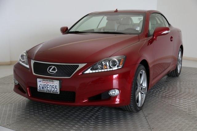 Lexus IS 250C Under 500 Dollars Down
