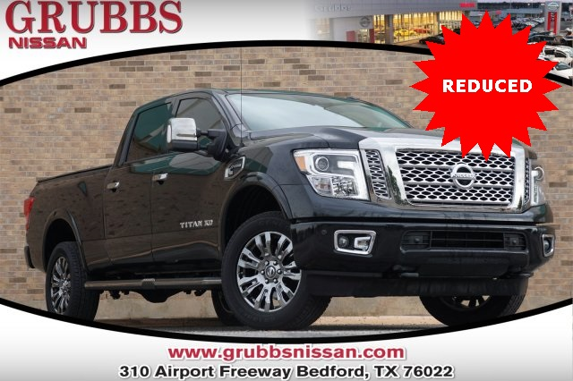 Pre Owned Nissan Titan XD Under $500 Down