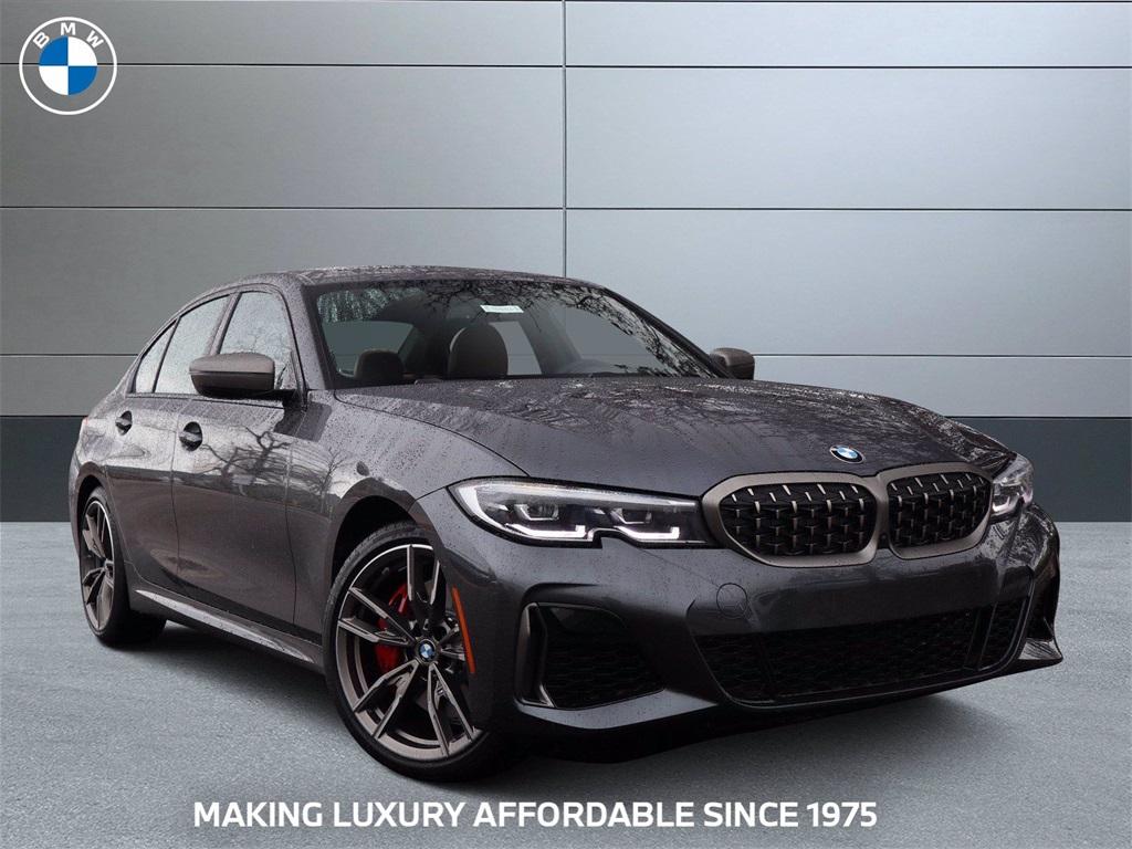 2021 BMW 3-Series M340i xDrive photo