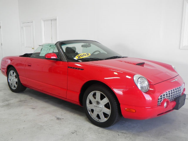 Pre Owned Ford Thunderbird Under $500 Down