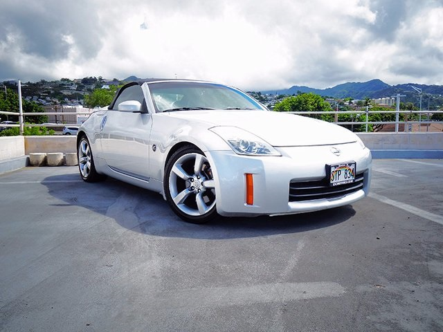 2007 Nissan 350Z & New and Used Convertibles for sale in Honolulu Hawaii (HI ... markmcfarlin.com