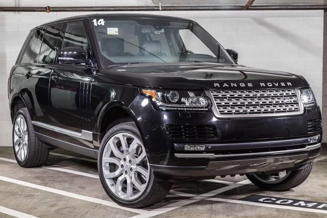 2014 Land Rover Range Rover photo