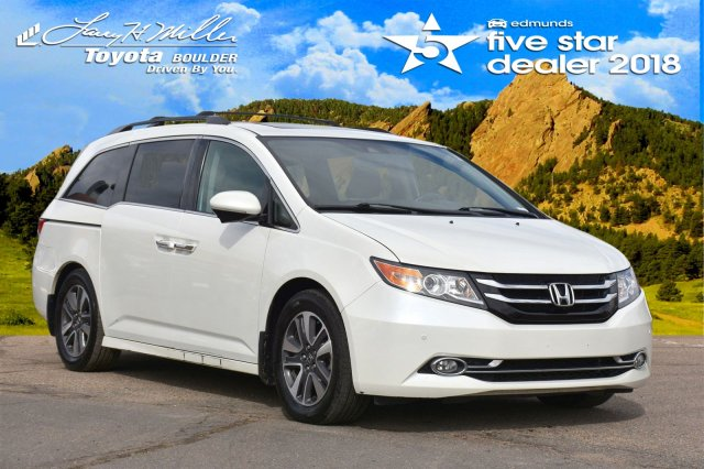 Honda Odyssey Under 500 Dollars Down