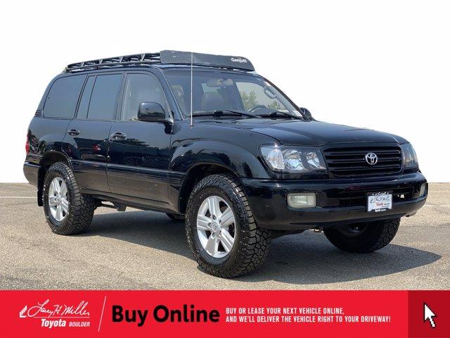 Toyota Land Cruiser Under 500 Dollars Down