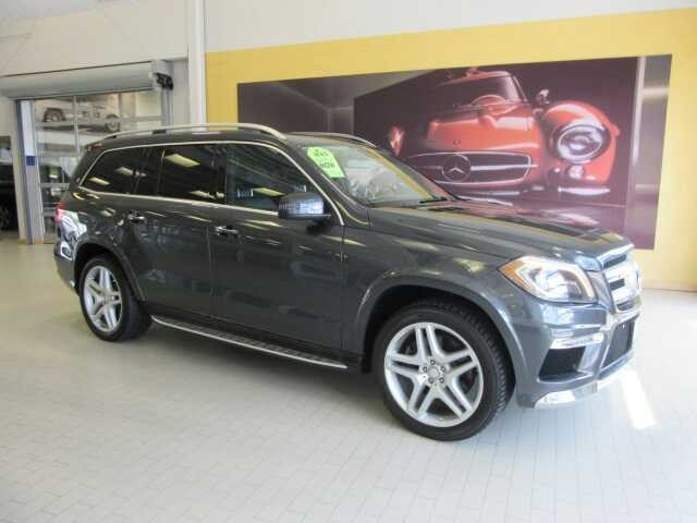 Pre Owned Mercedes-Benz GL-Class Under $500 Down