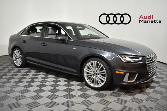 2019 Audi A4 Premium Plus photo