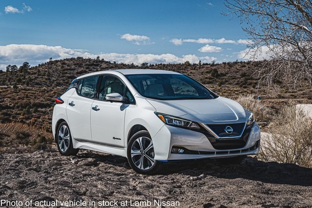 2019 Nissan LEAF SL PLUS photo