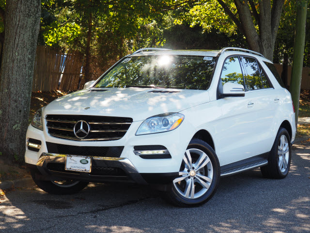 2015 Mercedes-Benz ML
