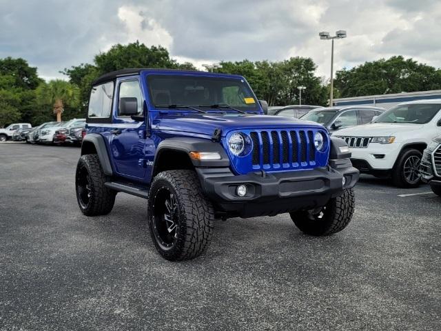 2020 Jeep Wrangler  photo