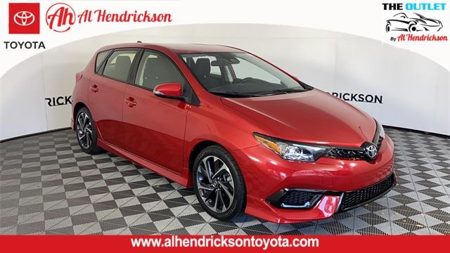 Toyota Corolla iM Under 500 Dollars Down