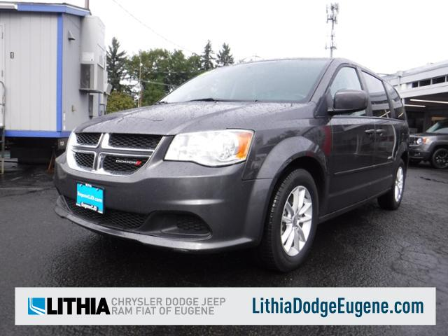 Eugene, OR - 2016 Dodge Grand Caravan