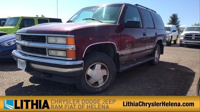1998 Chevrolet Tahoe