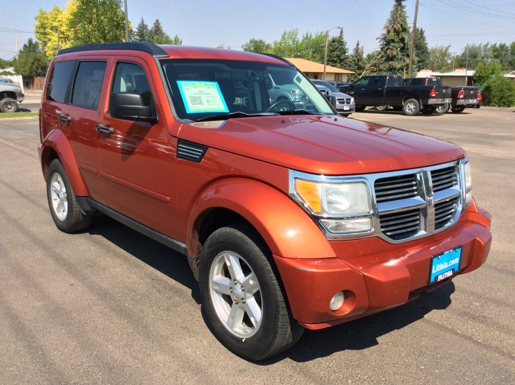 New And Used Dodge Nitro For Sale U S News Amp World Report
