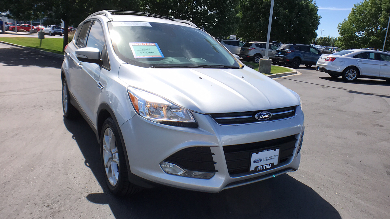 new and used ford escape for sale in boise id u s news world report. Black Bedroom Furniture Sets. Home Design Ideas