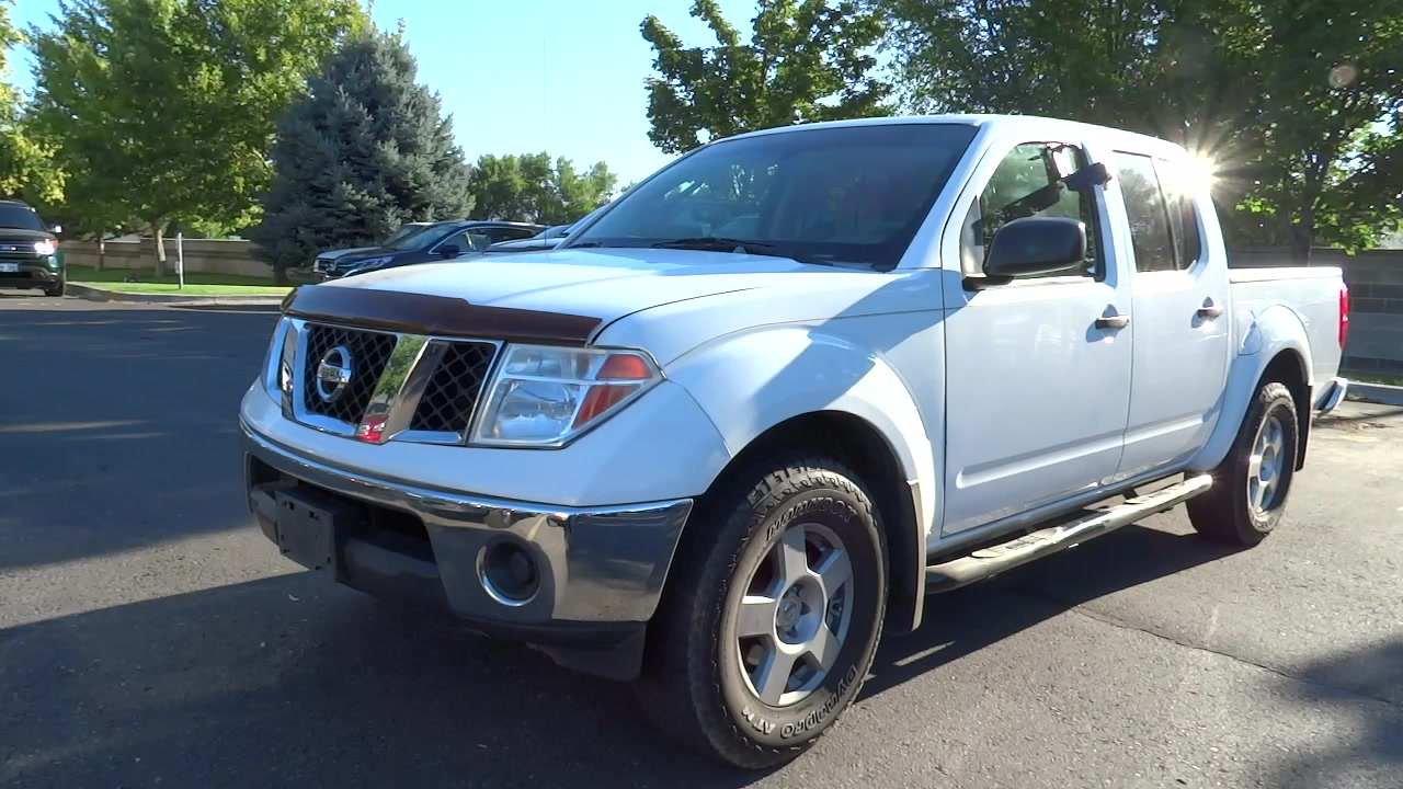 new and used nissan frontier 4wd for sale the car connection. Black Bedroom Furniture Sets. Home Design Ideas