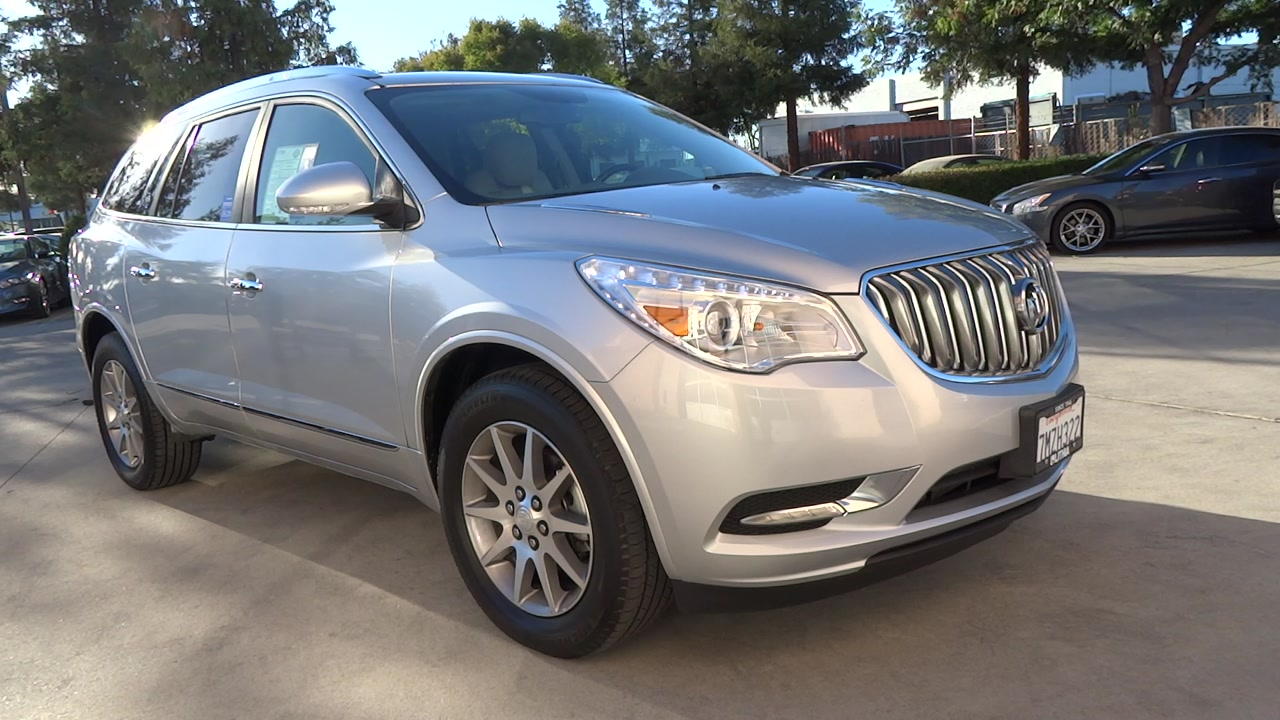 new and used buick enclave for sale in fresno ca u s news world report. Black Bedroom Furniture Sets. Home Design Ideas