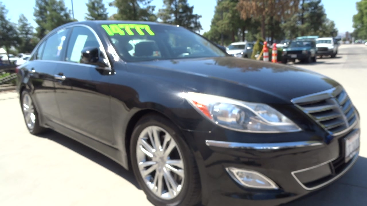 new and used hyundai genesis for sale in fresno ca u s news world report. Black Bedroom Furniture Sets. Home Design Ideas