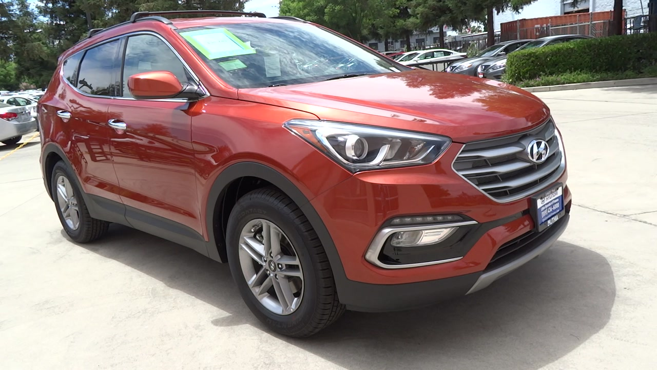 new and used hyundai santa fe sport for sale in fresno ca the car connection. Black Bedroom Furniture Sets. Home Design Ideas