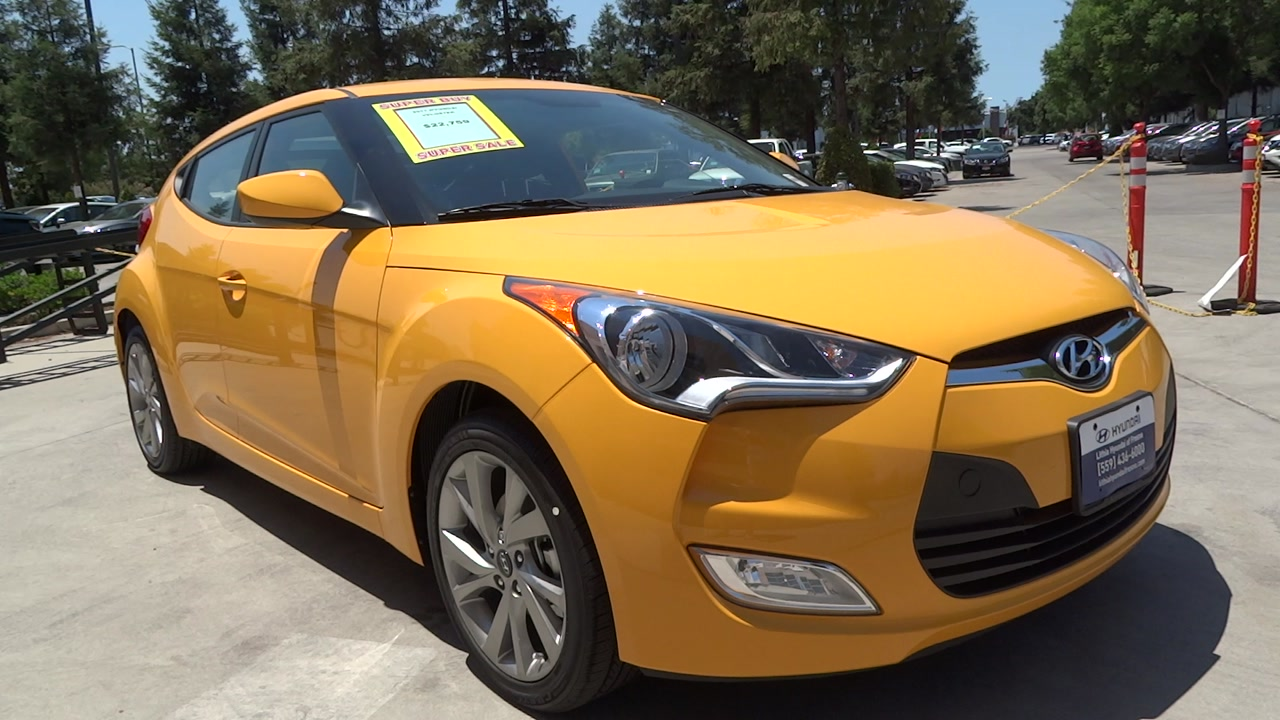 new and used hyundai veloster for sale in fresno ca the car connection. Black Bedroom Furniture Sets. Home Design Ideas