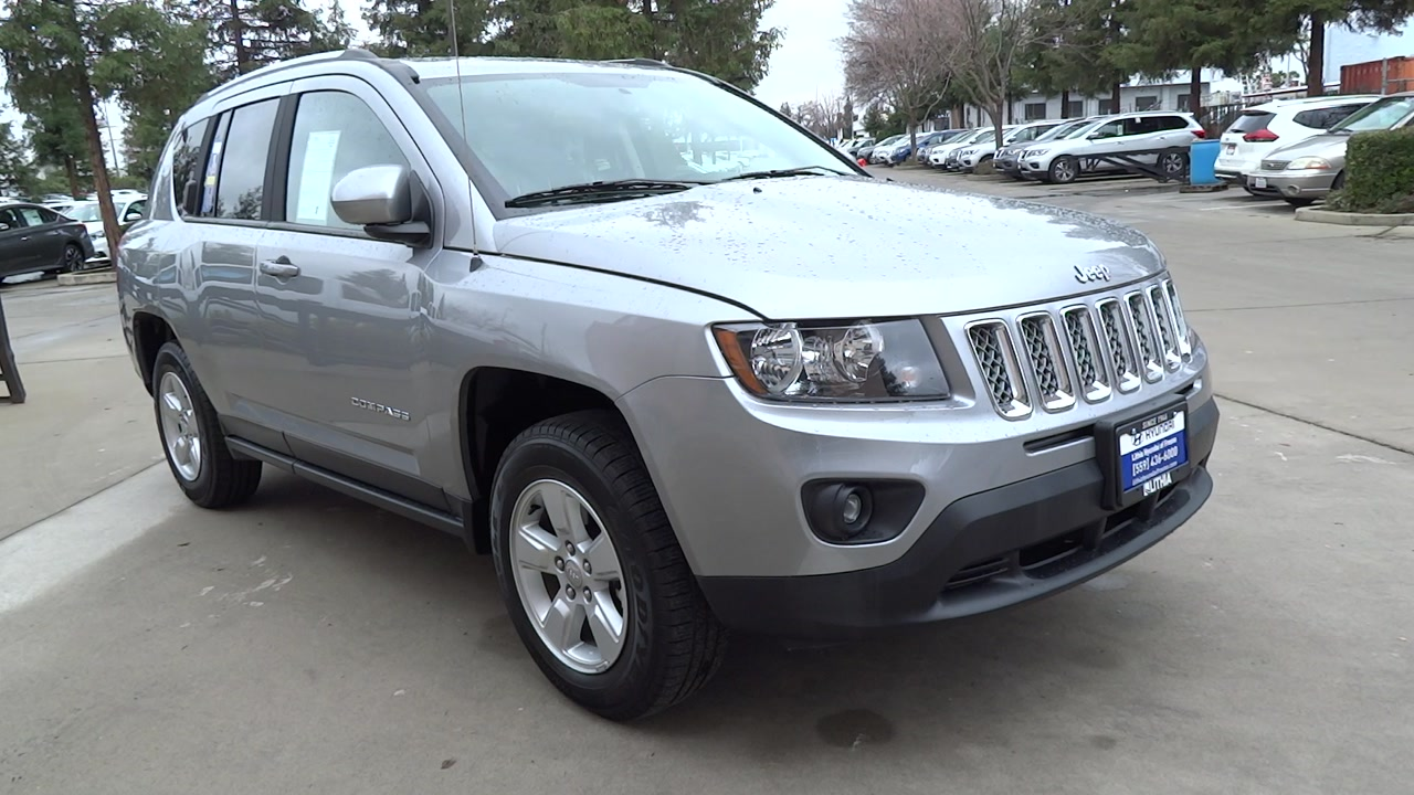new and used jeep compass for sale in fresno ca the car connection. Black Bedroom Furniture Sets. Home Design Ideas