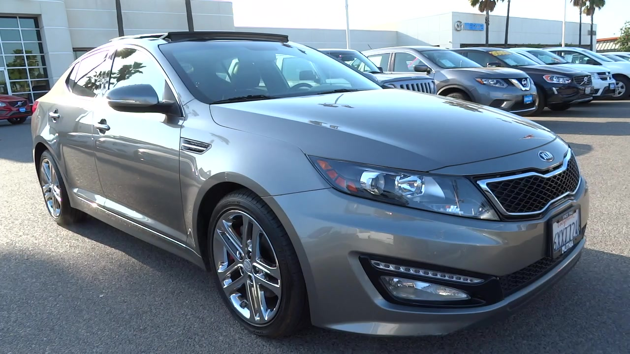 new and used kia optima for sale in fresno ca the car connection. Black Bedroom Furniture Sets. Home Design Ideas
