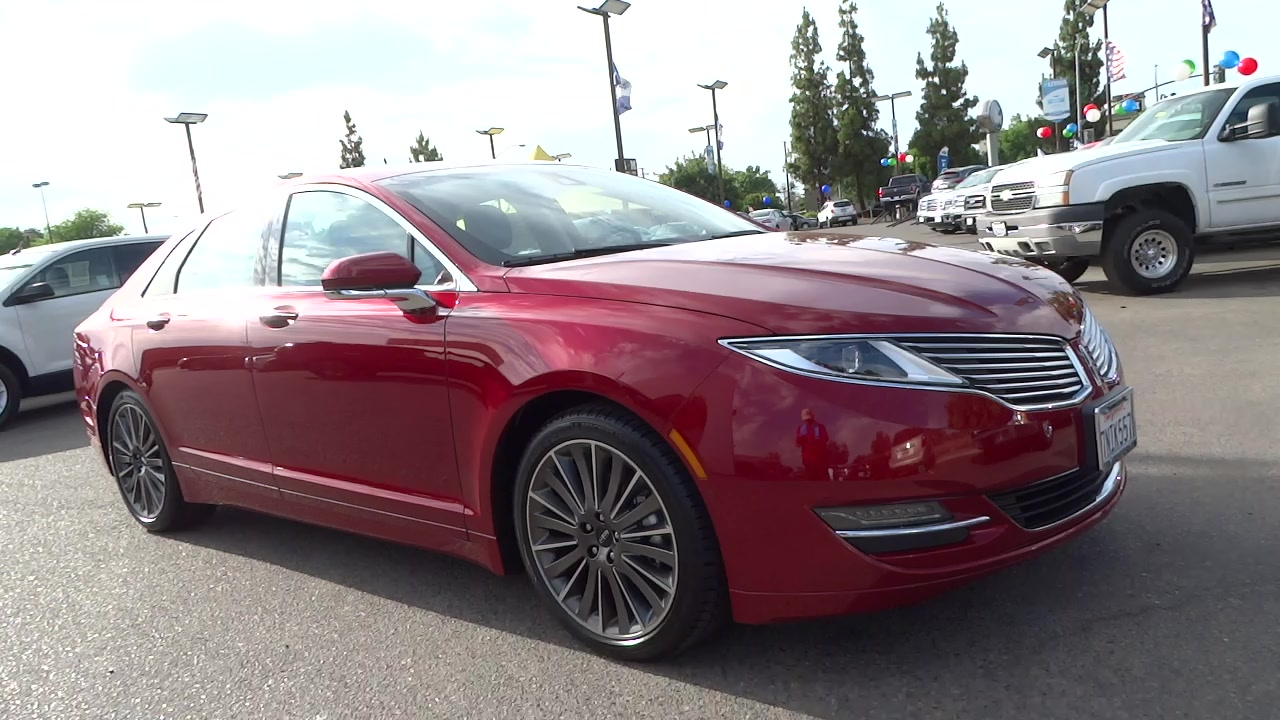 2016 Lincoln MKZ, 10 miles | 2016 Lincoln MKZ Car for Sale in Fresno ...