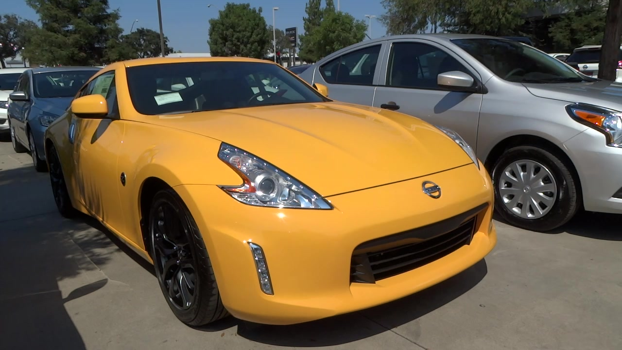 new and used nissan 370z for sale in fresno ca the car connection. Black Bedroom Furniture Sets. Home Design Ideas