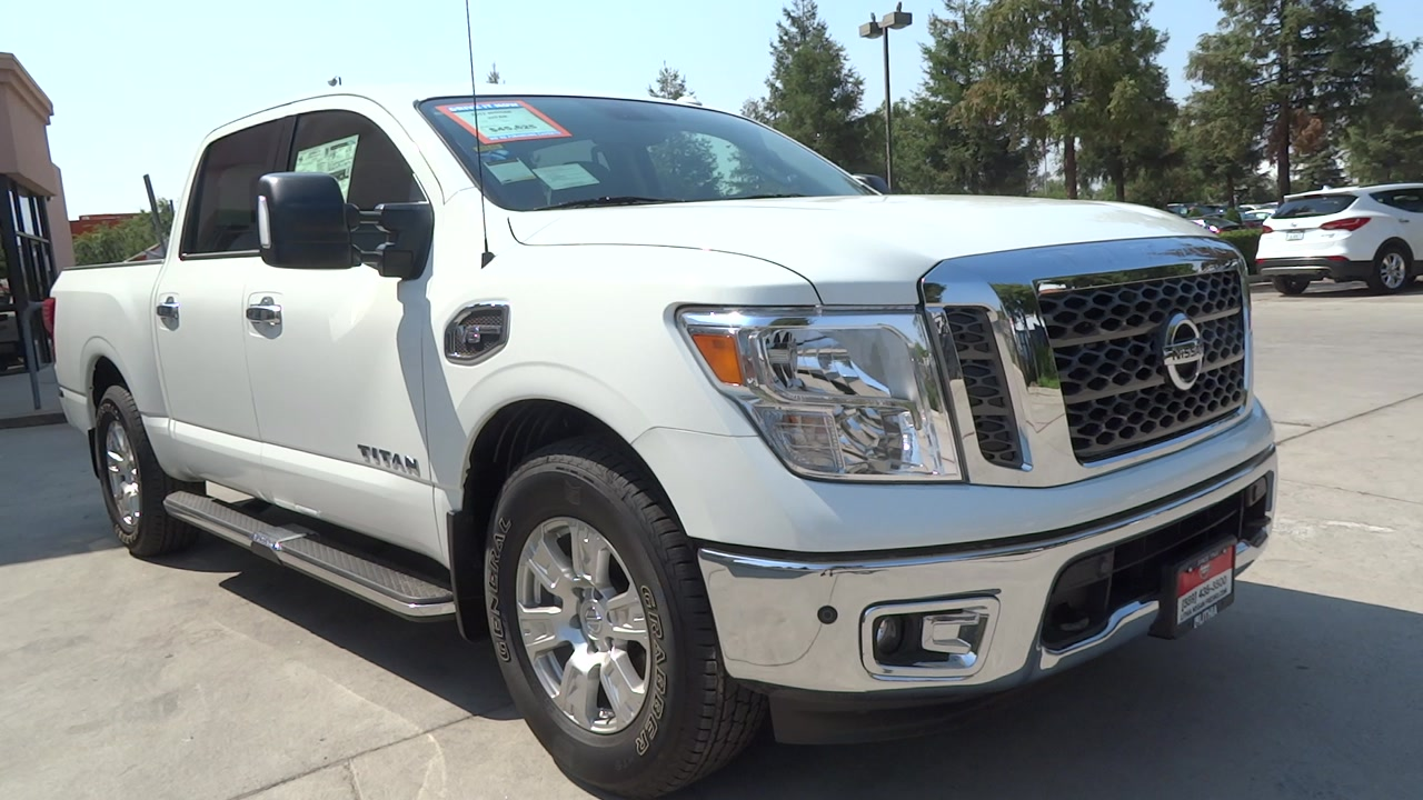 new and used nissan titan for sale in fresno ca the car connection. Black Bedroom Furniture Sets. Home Design Ideas