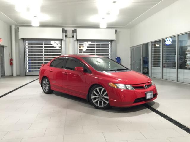 new and used honda civic si for sale the car connection. Black Bedroom Furniture Sets. Home Design Ideas