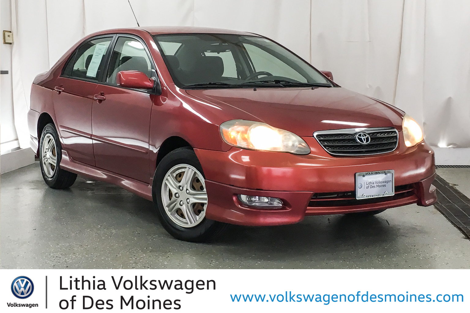 New And Used Toyota Corolla For Sale In Des Moines IA US News - 2006 corolla