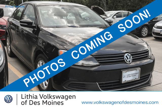 2013 Volkswagen Jetta Sedan