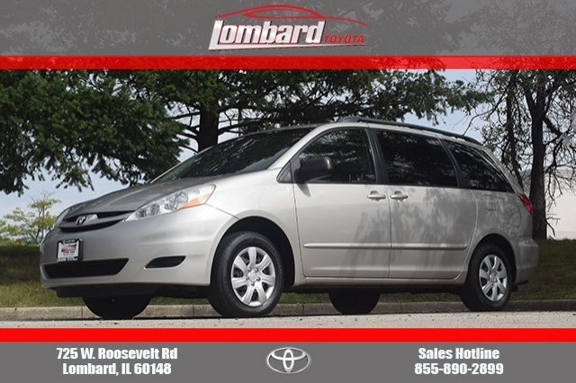 Rent To Own Toyota Sienna in Lombard