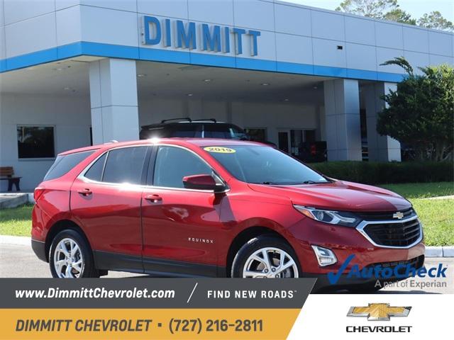 Chevrolet Equinox Under 500 Dollars Down