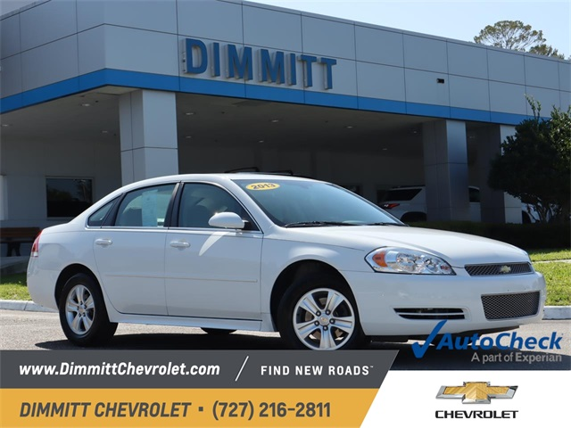 2013 Chevrolet Impala LS photo