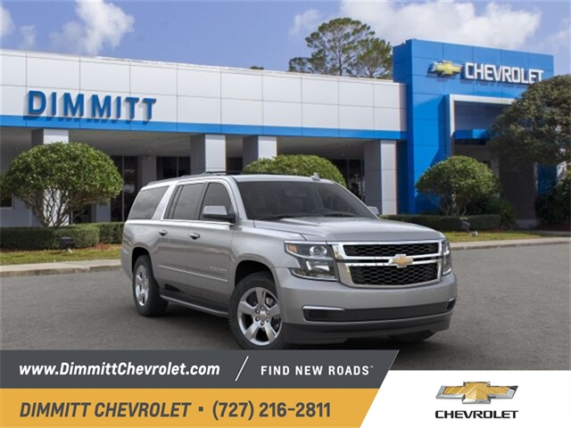 2019 Chevrolet Suburban LS photo