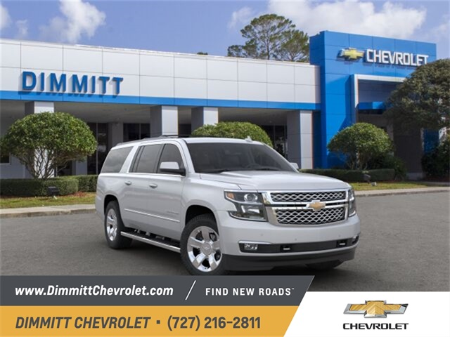 2019 Chevrolet Suburban LS 1500 photo